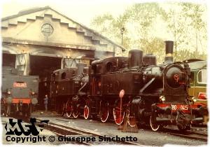 Deposito di Cuneo, anno 1978