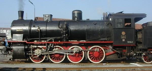 """Locomotiva a vapore 422.009 """"Lucia"""""""