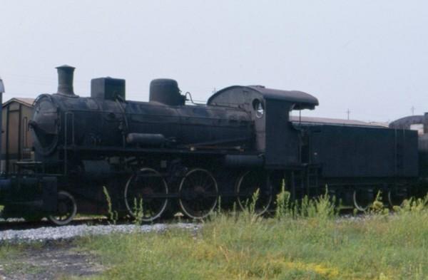 La 625.164 ricoverata a Bologna S. Donato