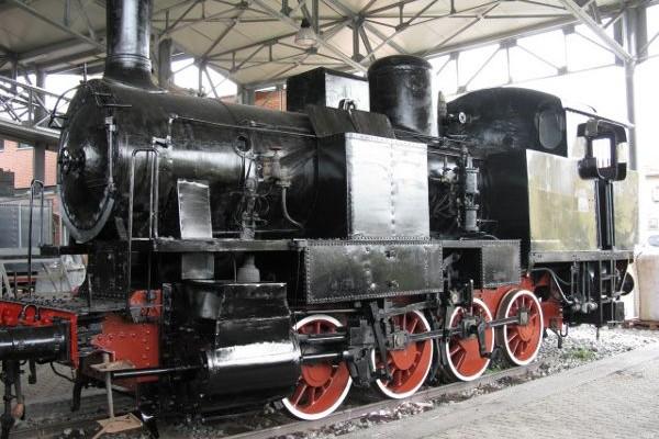 La 895.159 esposta a Savigliano