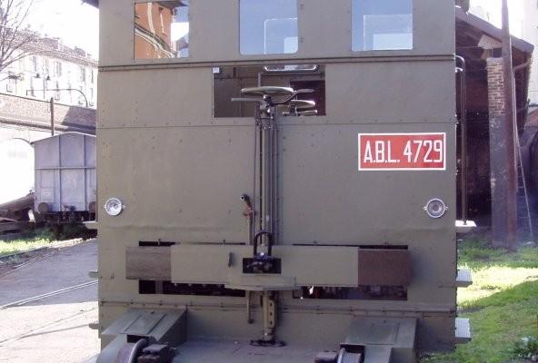 """Automotore da manovra ABL 4729 """"Sogliola"""""""