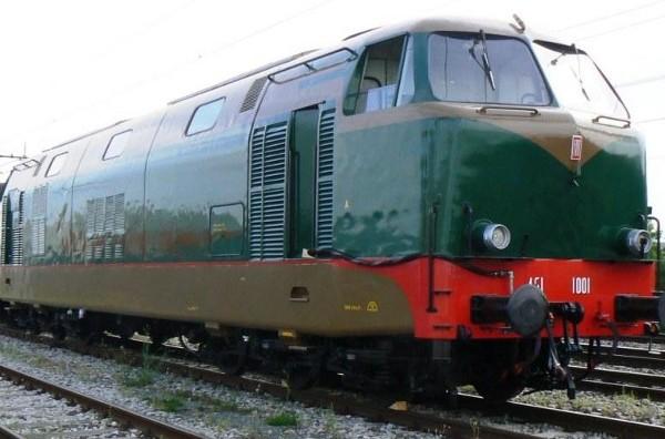 Locomotiva Diesel per treni rapidi D461.1001