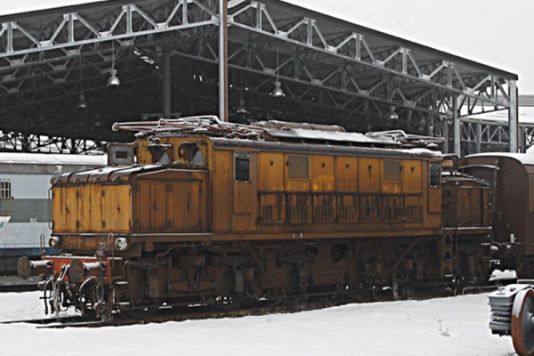 Locomotiva gruppo E626