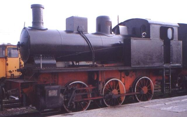 "Locomotiva a vapore FTN ""N° 23"""