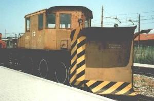 Il VNX 806.221 visto da sinistra