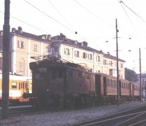 1979 - treni elettrici