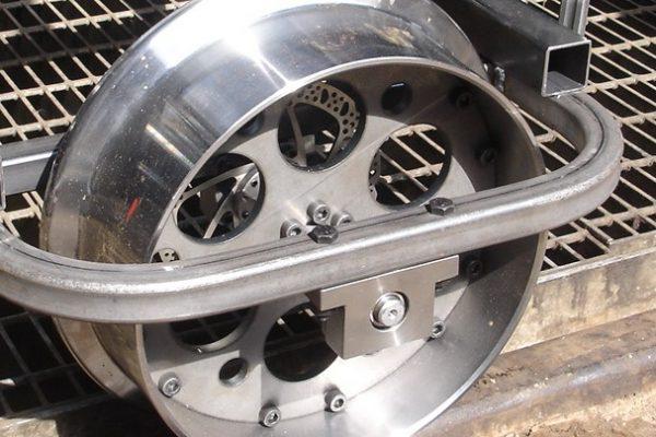 Ruota ferrociclo